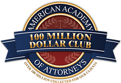 American Academy of Attorneys | 100 Million Dollar Club