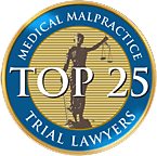 National Trial Lawyer - Top 25 Medical